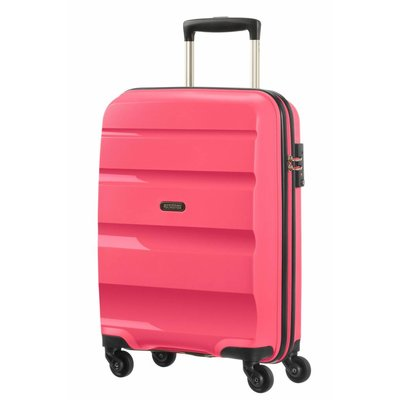AMERICAN TOURISTER BON AIR HANDBAGAGE SPINNER ROZE