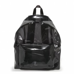 EASTPAK EASTPAK PADDED TRANSPARENT BRUIN