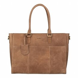 BURKELY BURKELY HUNT HAILEY 14 INCH TAUPE