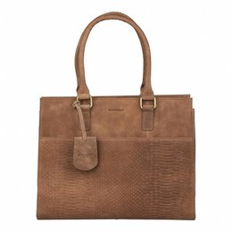BURKELY BURKELY HUNT HAILEY HANDBAG M TAUPE