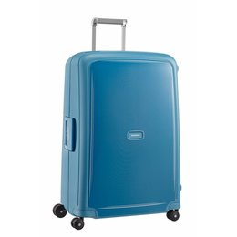 SAMSONITE SAMSONITE B-LOCKED SPINNER 75 BLAUW