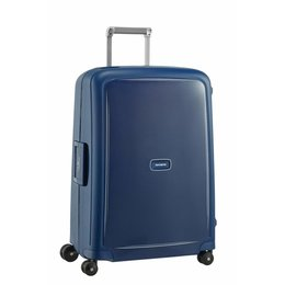 SAMSONITE SAMSONITE B-LOCKED SPINNER 69 BLAUW