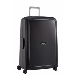 SAMSONITE SAMSONITE B-LOCKED SPINNER 75 ZWART