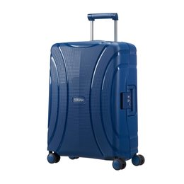AMERICAN TOURISTER AT LOCK AND ROLL SPINNER 55CM BLAUW