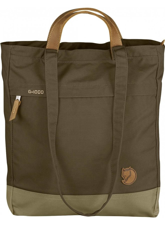 FJALL RAVEN TOTEPACK NO.1 GROEN