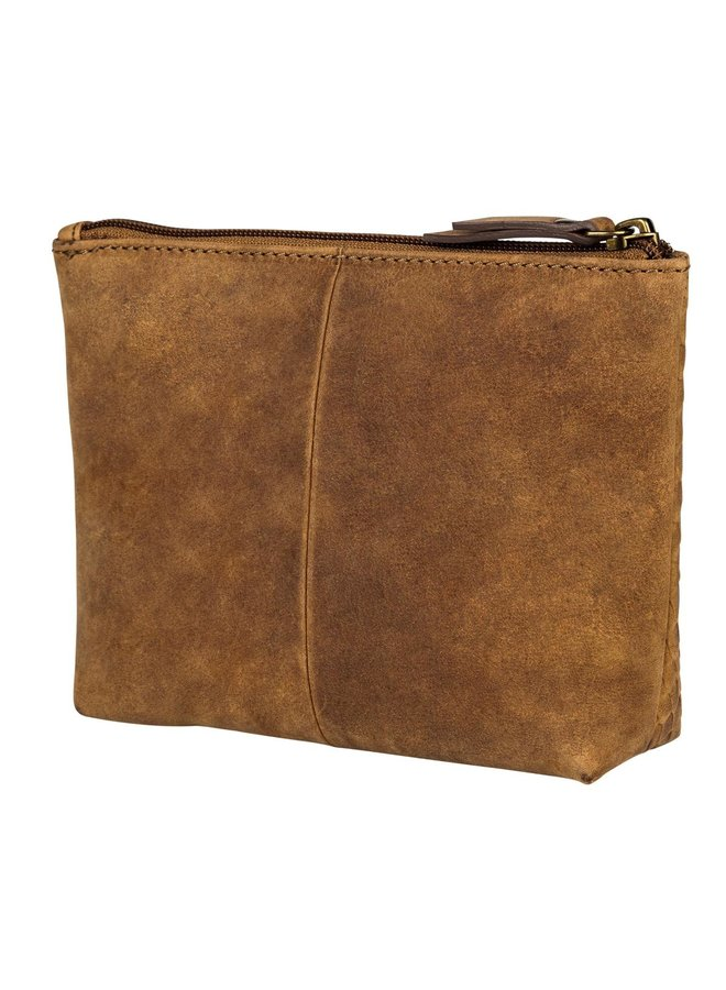 BURKELY FLOW FEM POUCH BRUIN