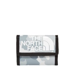 NORTHFACE THE NORTH FACE BASECAMP WALLET GRIJS