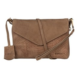 BURKELY BURKELY HUNT HAILEY XOVER FLAP TAUPE
