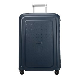 SAMSONITE SAMSONITE S'CURE SPINNER 81 BLAUW
