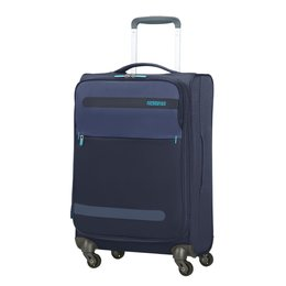 AMERICAN TOURISTER AMERICAN TOURISTER HEROLITE SP BLAUW