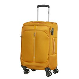 SAMSONITE SAMSONITE POPSODA SPINNER 55CM GEEL