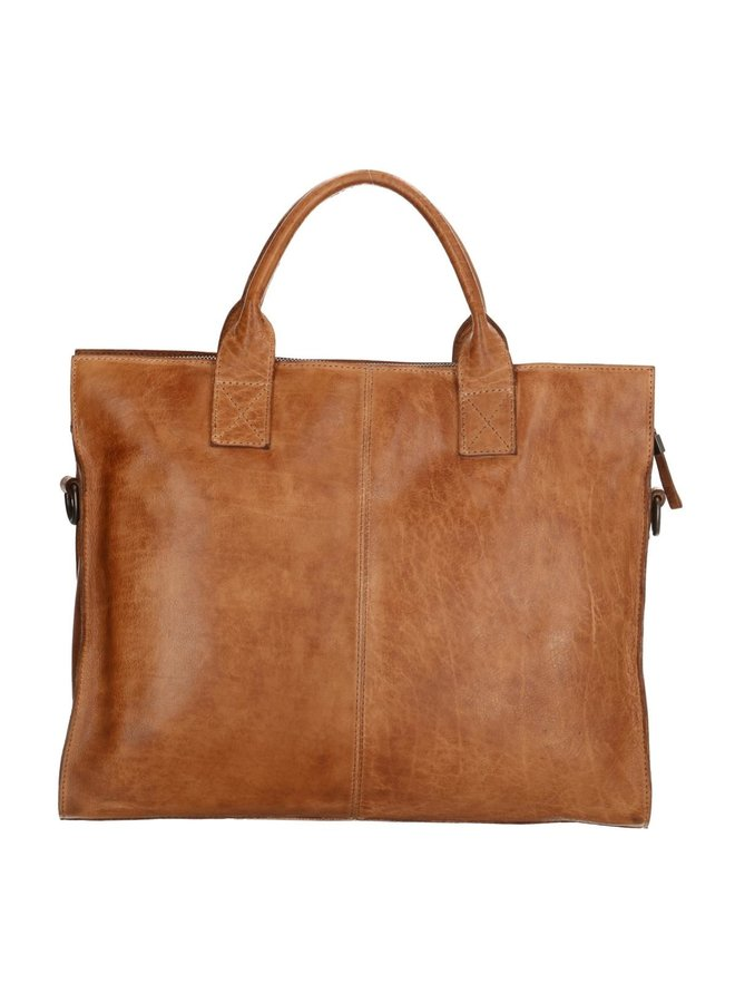 MICMAC BAGS 15.6 INCH BEIGE