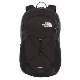 NORTHFACE THE NORTH FACE RODEY 17 INCH ZWART
