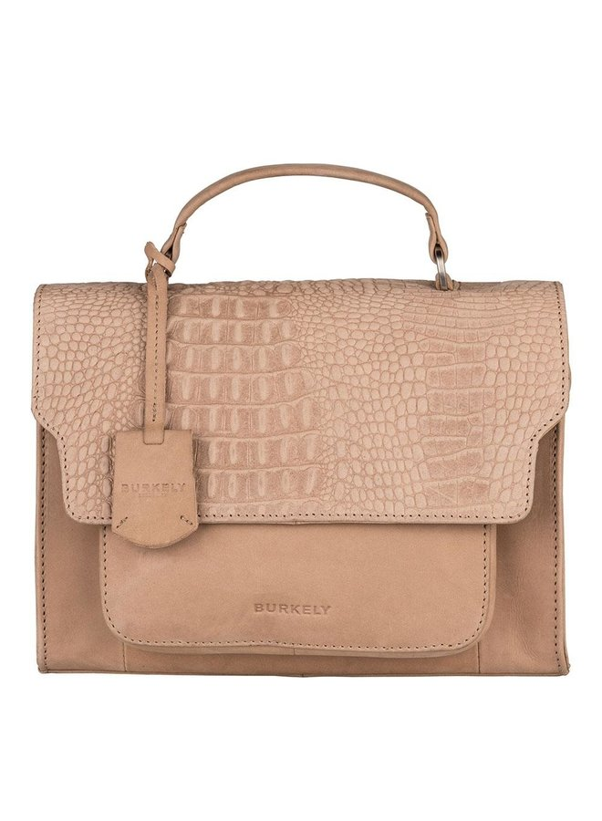 BURKELY ABOUT ALLY CITYBAG BEIGE