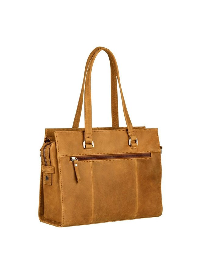 BURKELY ABOUT ALLY HANDBAG S GEEL