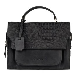 BURKELY BURKELY ABOUT ALLY CITYBAG ZWART