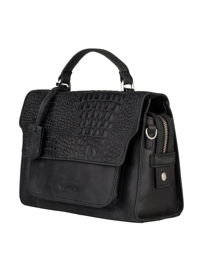 BURKELY ABOUT ALLY CITYBAG ZWART
