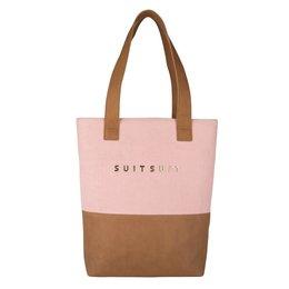 SUIT SUIT SUITSUIT SEVENTIES UPRIGHT BAG ROZE