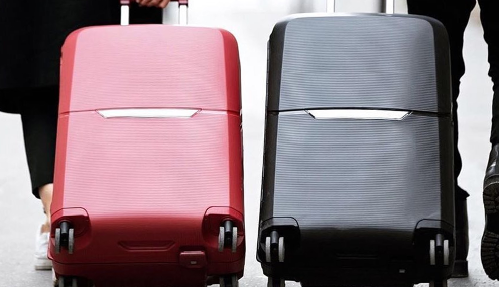 Koffer kopen in Amsterdam?