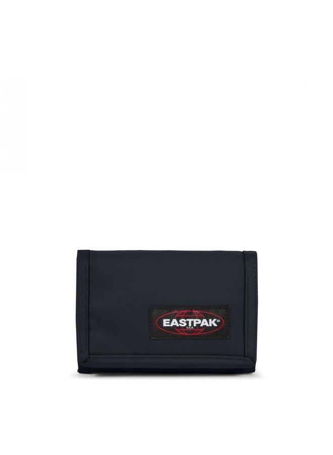 EASTPAK CREW WALLET BLAUW