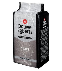 Douwe Egberts KOFFIE FRESH BREW SELECT AUTOM 1000GR