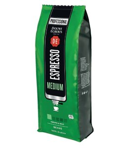 Douwe Egberts ESPRESSO MEDIUM ROAST 1000GR