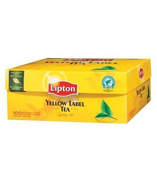 Lipton THEE YELLOW LABEL 100STKS