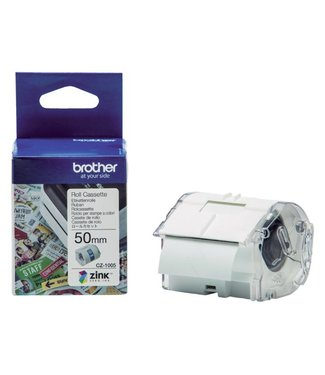 Brother LABELTAPE CZ-1005 50MMX5M