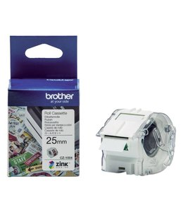 Brother LABELTAPE CZ-1004 25MMX5M
