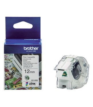 Brother LABELTAPE CZ-1002 12MMX5M
