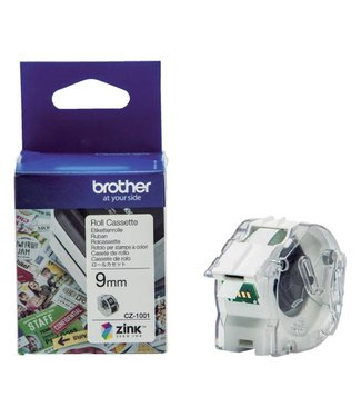 Brother LABELTAPE CZ-1001 9MMX5M