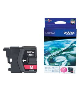 Brother INKCARTRIDGE LC-985 ROOD