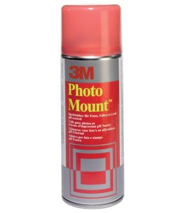 3M FOTOLIJM FOTOMOUNT 400ML