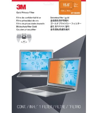 3M PRIVACY FILTER 15.6 WIDE