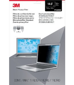 3M PRIVACY FILTER 14.0 WIDE 16:9