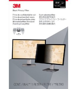 3M PRIVACY FILTER 22.0 WIDE16:10