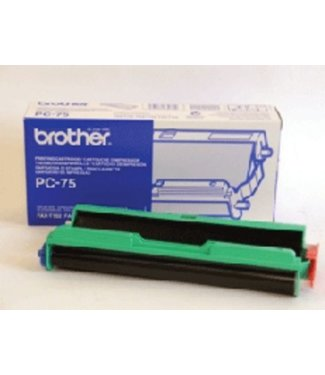 Brother DONORROL PC-75 + CART