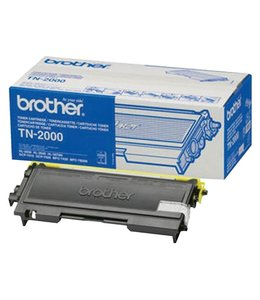 Brother TONER TN-2000 2.5K ZWART