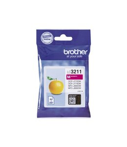 Brother INKCARTRIDGE LC-3211 ROOD