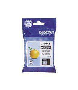 Brother INKCARTRIDGE LC-3211 ZWART