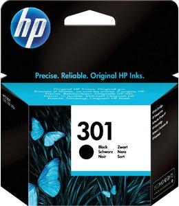 HP INKCARTRIDGE 301 - CH561EE ZWART