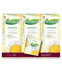Pickwick THEE KAMILLE 3x25STKS