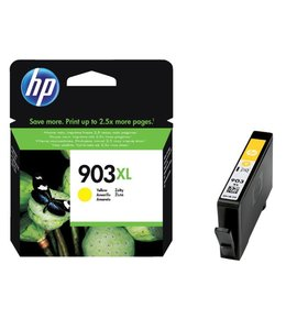 HP INKCARTRIDGE 903XL T6M11AE GEEL