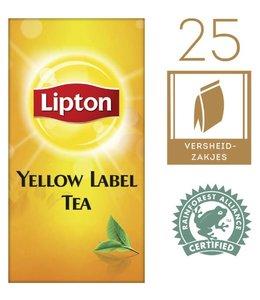 Lipton THEE YELLOW LABEL 25STKS