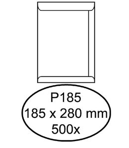 Quantore ENV AKTE P185 WT 500STKS