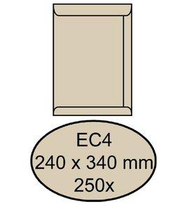 Quantore ENV AKTE EC4 KRAFT CR 250STKS