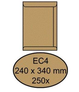 Quantore ENV AKTE EC4 KRAFT BR 250STKS