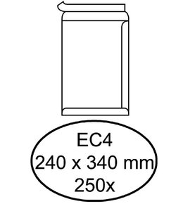 Quantore ENV AKTE EC4 ZK WT 250STKS