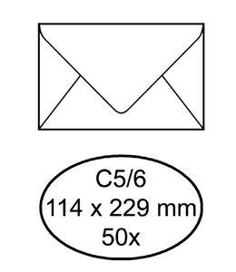 Quantore ENV BANK C5/6 80GR ZK WT 50STKS