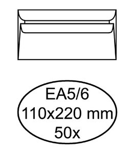 Quantore ENV BANK EA5/6 80GR ZK WT 50STKS